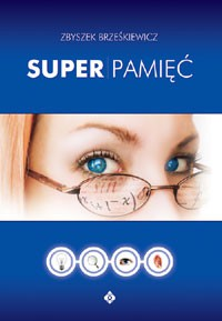 Super pamięć - Okładka książki