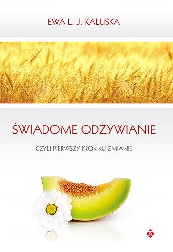 Świadome odżywianie - Okładka książki