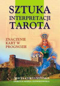 Sztuka interpretacji tarota - Okładka książki