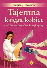 Tajemna księga kobiet - Okładka książki