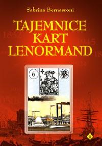 Tajemnice kart lenormand - Okładka książki