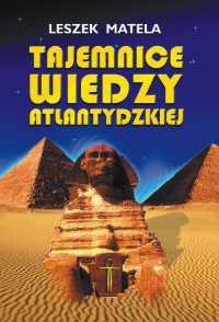 Tajemnice wiedzy atlantydzkiej - Okładka książki