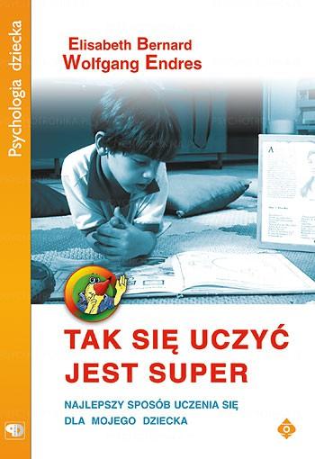 Tak się uczyć jest super - Okładka książki