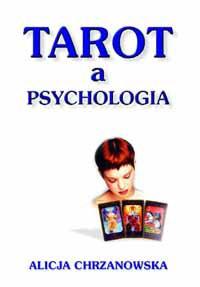 Tarot a psychologia - Okładka książki