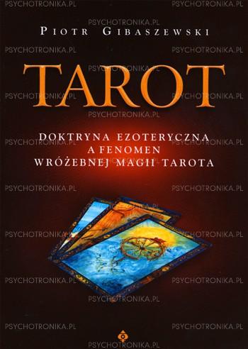 Tarot doktryna ezoteryczna - Okładka książki
