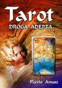 Tarot droga adepta - Okładka książki