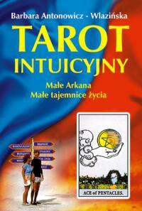 Tarot intuicyjny Małe Arkana - Okładka książki