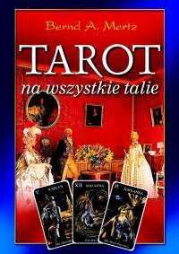 Tarot na wszystkie talie - Okładka książki