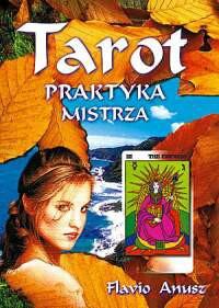 Tarot praktyka mistrza - Okładka książki