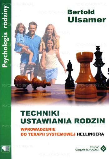 Techniki ustawiania rodzin - Okładka książki