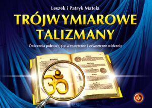 Trójwymiarowe talizmany - Okładka książki