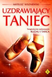 Uzdrawiający taniec - Okładka książki