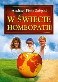 W świecie homeopatii - Okładka książki