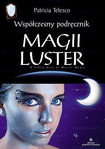 Współczesny podręcznik magii luster - Okładka książki
