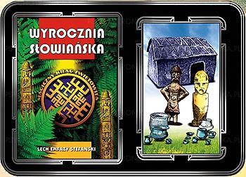 Wyrocznia słowiańska - Okładka książki