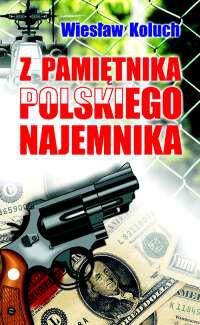 Z pamiętnika polskiego najemnika - Okładka książki