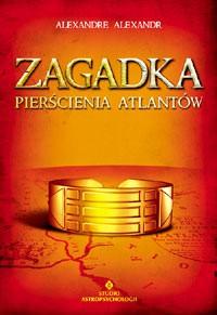 Zagadka pierścienia atlantów - Okładka książki