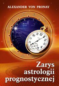 Zarys astrologii prognostycznej - Okładka książki