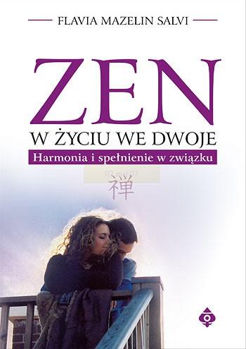 Zen w życiu we dwoje - Okładka książki