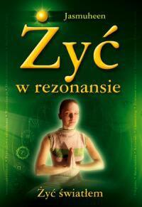 Żyć w rezonansie - Okładka książki