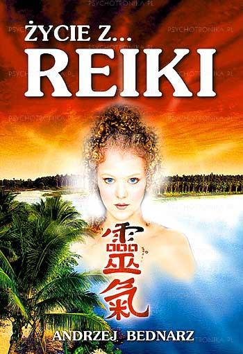 Życie z… Reiki - Okładka książki