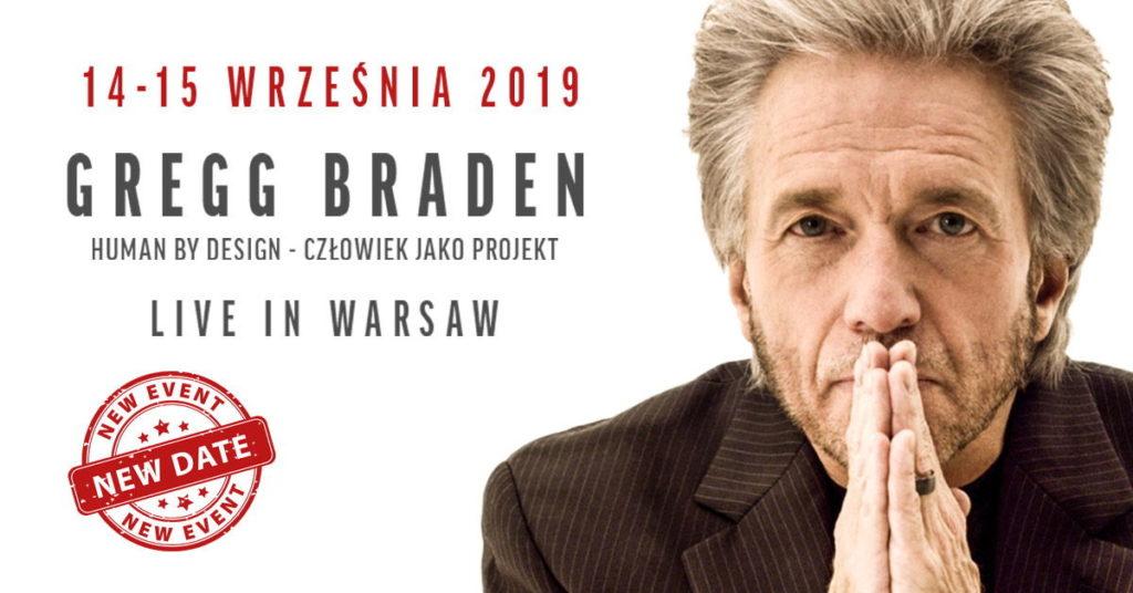 Gregg Braden w Polsce