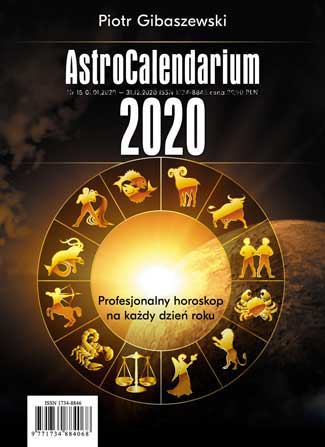Astrocalendarium 2020 Piotr Gibaszewski