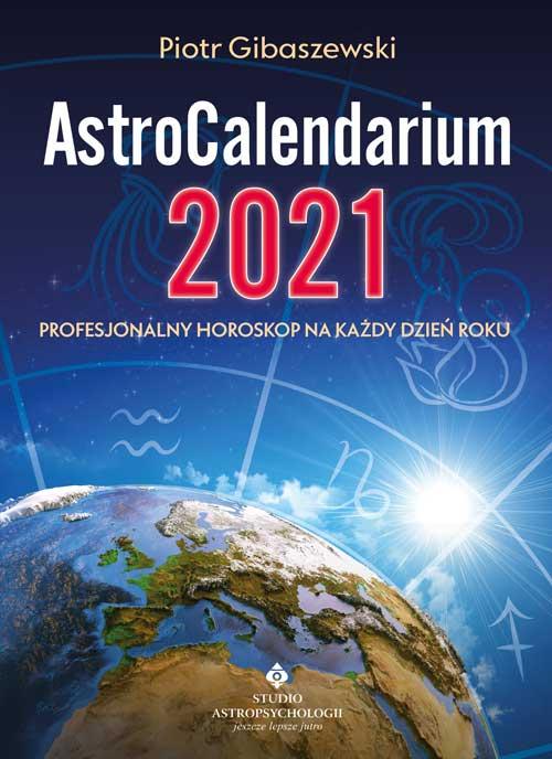 AstroCalendarium 2021 - Okładka książki
