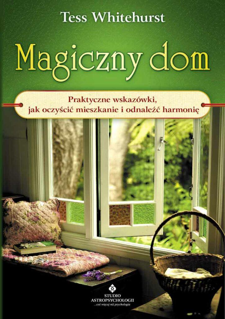 Magiczny dom - Okładka książki