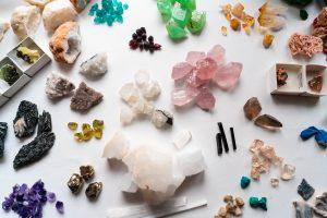 Kryształy i kamienie ochronne